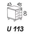 KONTENEREK U113